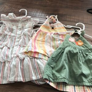Summer Janie and jack size 6-12
